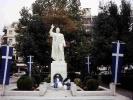 Πλατεία Ελευθερίας, ο Εμμανουήλ Παππάς - πηγή ΝΕΠΟΣ