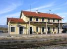 Ο σιδηροδρομικός σταθμός - πηγή ΝΕΠΟΣ
